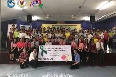 AMSA Health Day 2017 by AMSA UMS