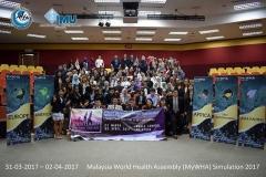 Malaysia World Health Simulation 2017